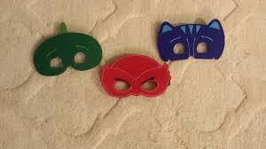 disney inspired pj mask superhero cape mask u2013 super capes