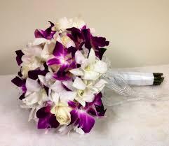 orchid bouquet orchid and bouquet purple white orchid bouquet napili