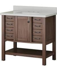 Allen And Roth Bathroom Vanities Savings On Allen Roth Kingscote Espresso Undermount Single Sink