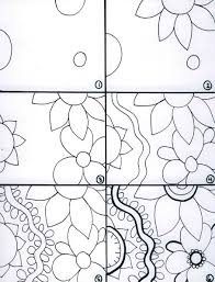 easy drawings of flowers in pencil for kids biginf flowers and