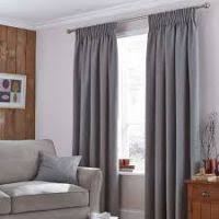Curtains For Grey Living Room Living Room Curtains Grey Justsingit Com