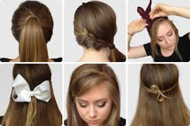 simple and easy hairstyles for college quick and easy hairstyles