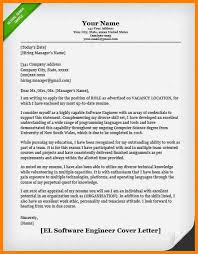 Engineering Cover Letter Examples For Resume by 8 Cover Letter Examples Engineering Assembly Resume