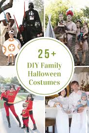 Halloween Costume Themes For Families by Diy Family Halloween Costume Ideas The Idea Room