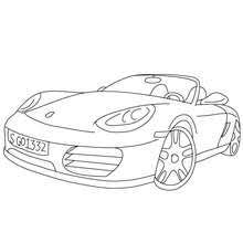 sports car coloring pages coloring pages printable coloring