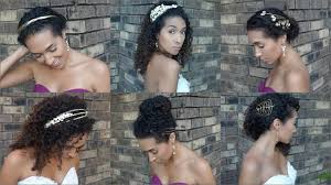 formal hairstyles for naturally curly hair weddings and parties
