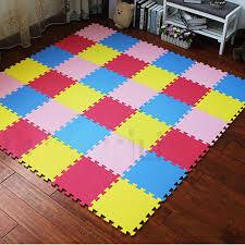 tappeti ad incastro 12x12 pollice bambino schiuma ad incastro palestra pavimento