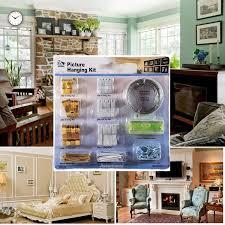 lp lexus white wood cajon amazon com picture hanging kit clip strip office products
