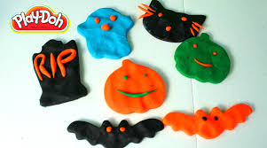 halloween figuras de plastilina play doh halloween play doh