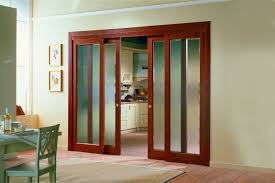 3 Panel Interior Doors Home Depot Sliding Door Interior Image Collections Door Design Ideas