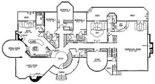 luxury estate floor plans modern luxury home floor plans