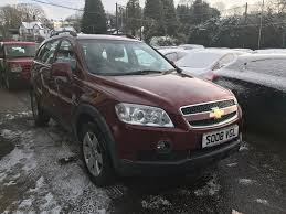 chevrolet captiva 2016 used chevrolet captiva cars for sale motors co uk