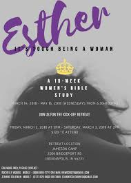 esther it s tough being a woman esther it s tough being a woman retreat and 10 week bible study