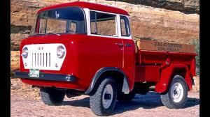 jeep forward control concept willys jeep fc 150 u00271957 u201365 youtube