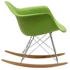 mmilo rocking chair eiffel inspired rocker armchair retro design