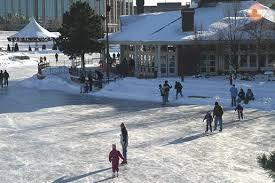 centennial lakes park winter festival thrifty minnesota