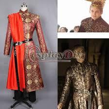 game of thrones king joffery costume prince costume