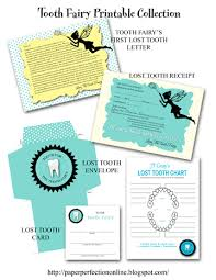 tooth fairy receipt printable fairy certificate etsy tooth fairy