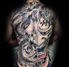 japanese back tattoo 50 japanese demon tattoo designs for men oni ink ideas