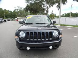 pre owned 2014 jeep patriot sport sport utility in jacksonville