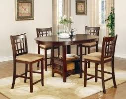 Dining Room Tables With Storage Dining Table Storage Foter