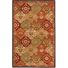 rugs home decorators collection home decorators collection chalet multi 4 ft x 6 ft area rug