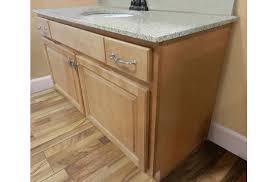 Real Wood Bathroom Cabinets by Park Avenue U2013 Honey Maple U2013 Bathroom Cabinets U2013 Solid Wood Cabinets
