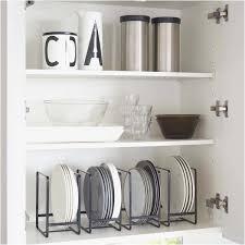 assiette cuisine rangement vaisselle cuisine beau beautiful etagere pour placard