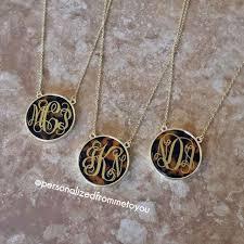 monogrammed jewelry 356 best monogrammed jewelry images on monogram jewelry