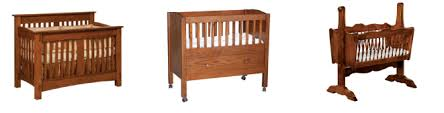 Mini Crib Vs Bassinet Baby Furniture What Do You Really Need Amish Outlet Store