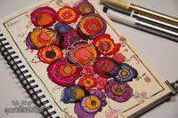 copics sparkle tart creating art that shines
