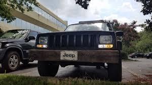 jeep cherokee modified keefe gonzalez u0027s 1993 jeep cherokee