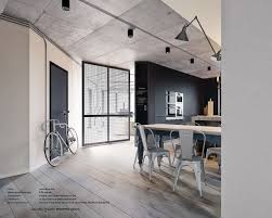martin architects loft by