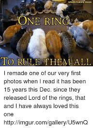 One Ring To Rule Them All Meme - 25 best memes about lord of the ring lord of the ring memes