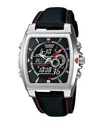 Jam Tangan Casio Chrono efa 120l 1a1v standard chronograph edifice timepieces casio