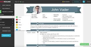 Free No Cost Resume Builder Amazing Resume Builder Free Tags Resume Creator Free Resume