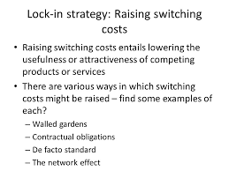 ebusiness strategy how the internet has impacted competitive