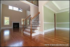 hardwood floor transitions open floor plans work