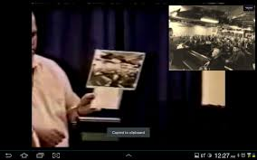 this is the picture phil schneider presented showing a humanoid
