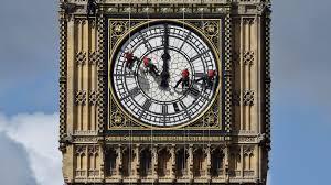 London Clock Tower by Big Ben Renovation London U0027s Famous Clock Tower Is Falling Silent