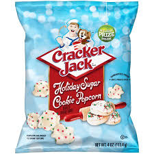 personalized cracker jacks cracker sugar cookie popcorn 4 oz box walmart