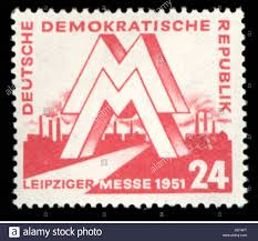mail postage stamps germany deutsche post of the german democratic