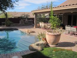 two bedroom house with pool in north phoenix near the town of cave