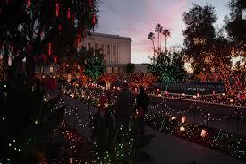 christmas lights photos christmas lights on mesa arizona