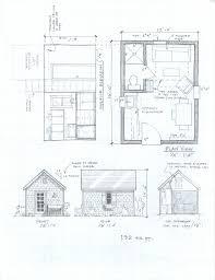 Loft Blueprints Free Small Cabin Plans With Loft Zijiapin