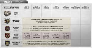 http siege winter siege calendar week 4