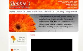 bobbies flower u0026 gift shop s mcclintock dr tempe az 85283