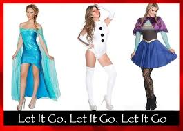 nothing says u201cno really let it go u201d like these olaf and elsa