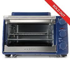 Toaster Oven Set Big Boss 1500w 11 In 1 Oven Combo W Racks Trays U0026 Rotisserie Set