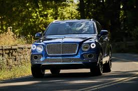bentley cars inside 2018 bentley bentayga review worth the 200 000 price tag bloomberg
